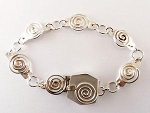 Bracelet by B. AuBuchon